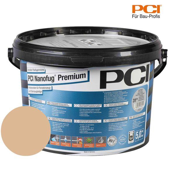 PCI Nanofug Premium caramel Fugenmörtel 5 kg