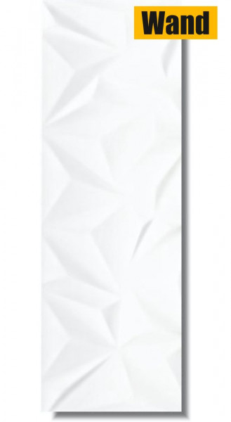 Fracture White 30 x 80 rektifiziert