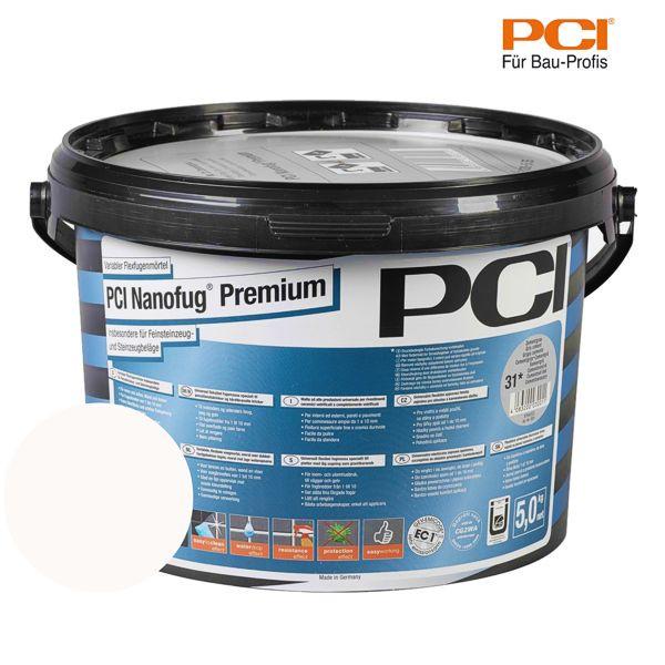 PCI Nanofug Premium jasmin Fugenmörtel 5 kg