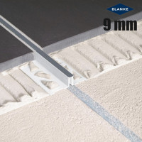 Blanke FLOOREX Dehnfugen Profil 9 mm 2,5 m