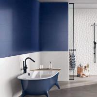 Genesis Deep Blue Matt 35 x 100 rektifiziert