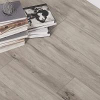 Fliese Holzoptik Eco Wood Grey grau 30 x 120 rektifiziert