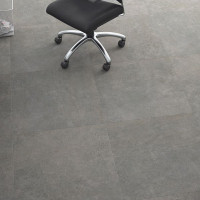 Arcides Grey Anthracite Semi Lappato 60 x 60 Rektifiziert