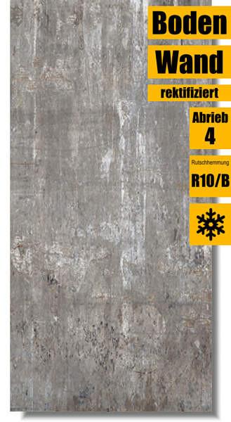 Rondine Murales Dark 40 x 80 J88000 rektifiziert