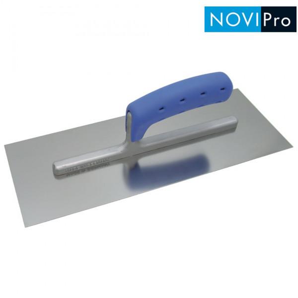 NOVIPro Glättekelle Dreieckzahnung 9 x 5 x 7 mm Rostfrei