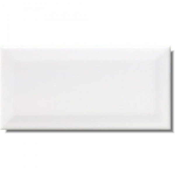 Metro White Matt 12739 7,5 x 15