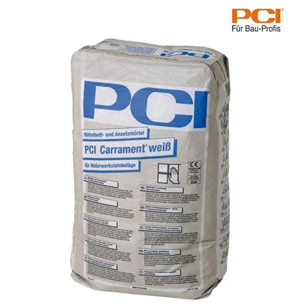 PCI 1139 Carrament Mittelbett- und Ansetzmörtel 25 kg