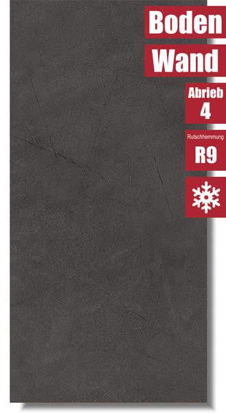 Meissen Tanami Tundra Schiefergrau 30 x 60 OP010-032-1 (Arenisca Grafit)