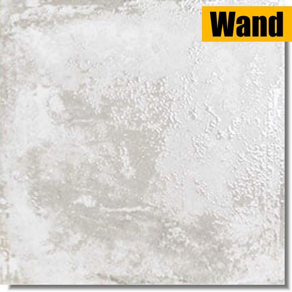 weiße Wandfliese Venezzia bianco in Retrooptik