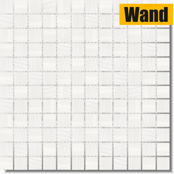 Boa Weiß Mosaik 30 x 30 (2,5 x 2,5)