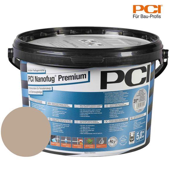 PCI Nanofug Premium ahorn Fugenmörtel 5 kg