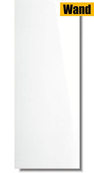 weiße Fliese von Kerateam für Küche und Bad