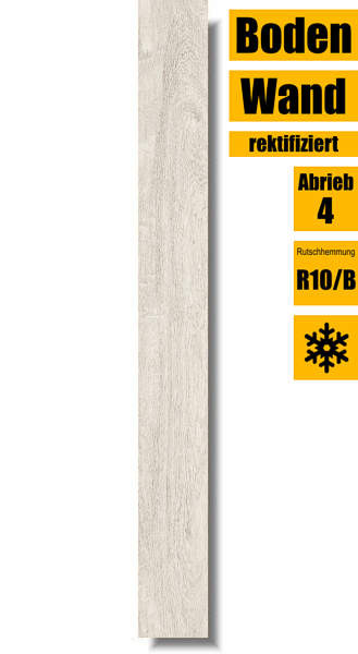 Grand Wood prime white 20 X 180 OP498-007-1