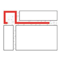 DURAL Squareline DPSAE 90 Quadratprofil Aluminium natur eloxiert 9 mm 2,5 m