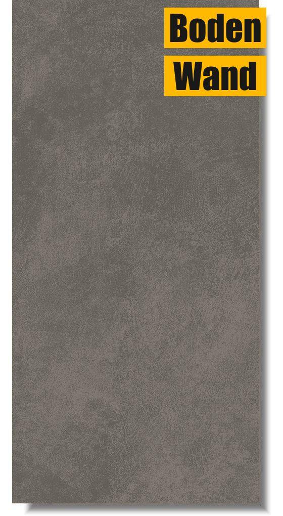 Bodenfliese meissen mars grey 30 x 60 bm5648 von meissen for Fliesen discount