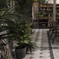 Peronda FS Yard Sage grün 45 x 45 26175