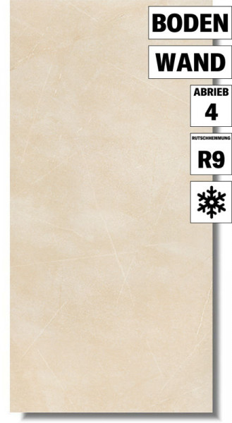moderne Bodenfliese Tanami (Tundra) von Meissen