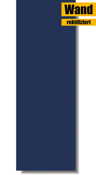 blaue Wandfliese von Love Ceramic Tiles