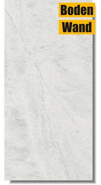 Meissen Yakara Weiss Matt 45 x 90 MT002-007-1 Rektifizert