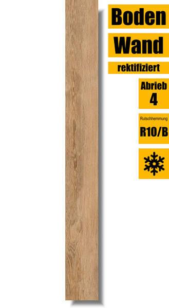 XXL Fliese Grand Wood rustic light brown 20 X 180 OP498-013-1