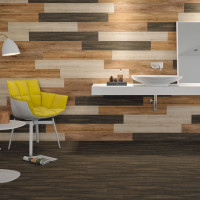 Native Natura Wood Eboni Poliert 22 x 90 Rektifiziert