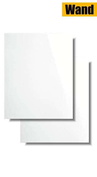 Softline 40 mm Clip Sockelleiste Länge 2,6 Meter Dekor Esche Pearl