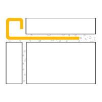 DURAL Largo Canto LAC 972 Quadratprofil Edelstahl Gebürstet 9 mm 2,5 m