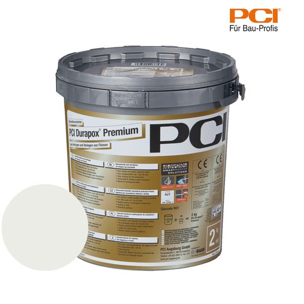 PCI Durapox Premium pergamon Epoxidharzmörtel 2 kg