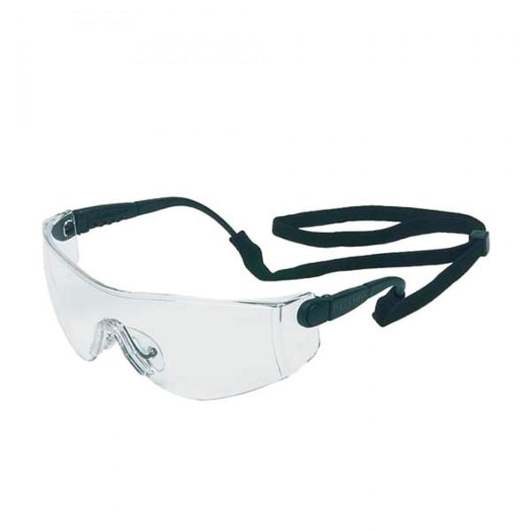 Schutzbrille Rahmenlos Klar