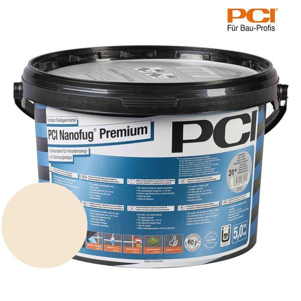 PCI Nanofug Premium anemone Fugenmörtel 5 kg