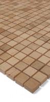 Natursteinmosaik SGB-2 Rot Braun Mix