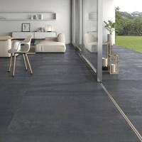 Ionic Steel schwarz 45 x 90 80393 rektifiziert