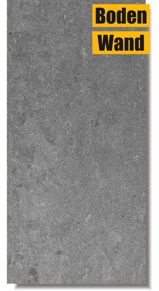 Jumeirah Dunkelgrau Poliert 30 x 60 JRDG rektifiziert