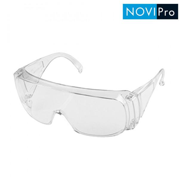 NOVIPro Schutzbrille Standard Klar