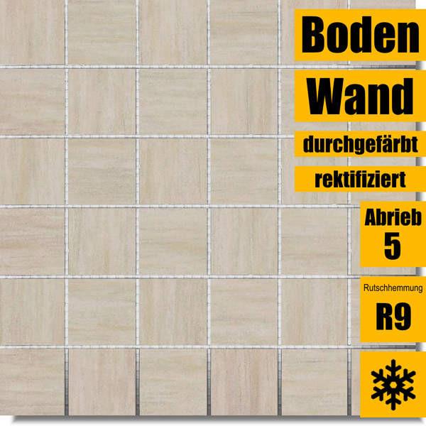 Magic Goldbeige Mosaik 30 x 30