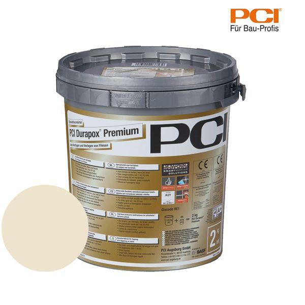 PCI Durapox Premium jasmin Epoxidharzmörtel 2 kg