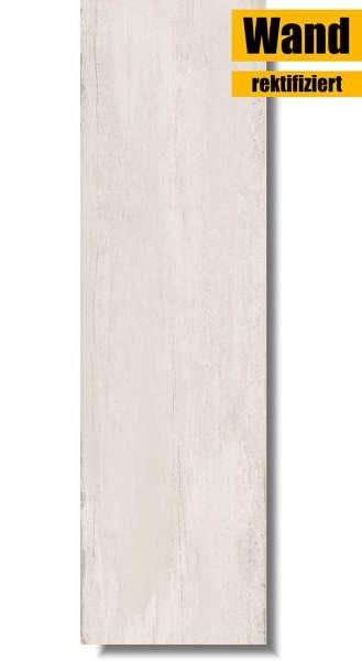 Wandfliese Sospiro White von Ibero Porcelanico