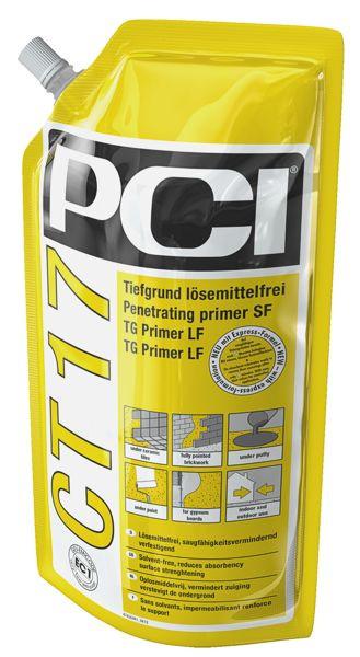 PCI CT 17 Tiefgrund Grundierung 1 Liter