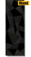 Fracture Black Dekor 30 x 80 rektifiziert