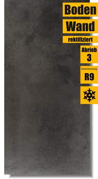 Feinsteinzeug Stage Metallic Grey Diving 60 x 120