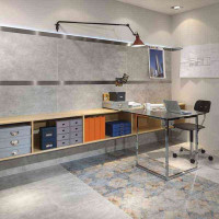 Warehouse Grau Multicolor Dekor 60 x 60