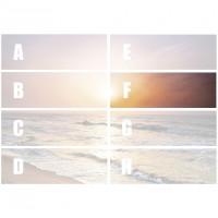Hexa Dekor Sunrise F 25 x 75