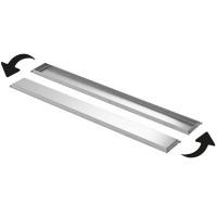 Vario Line Plus VLP 800 D Duschrinne Doubleface 80 cm