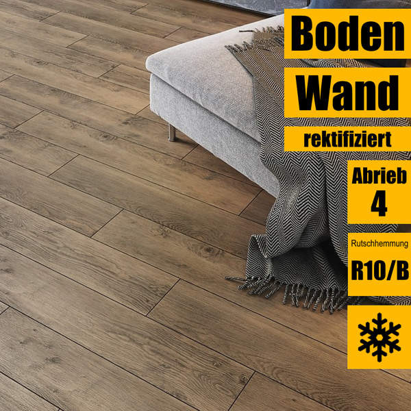 Grand Wood rustic brown 20 X 120 OP498-027-1
