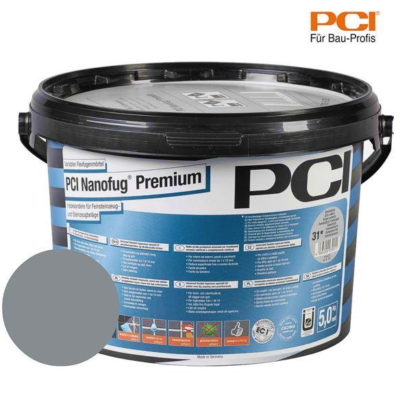 PCI Nanofug Premium basalt Fugenmörtel 5 kg