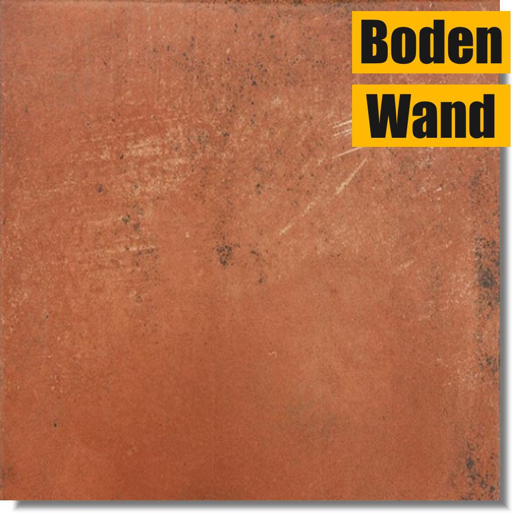 Bodenfliese Via Rotbraun 29 8 X 29 8 Von Lasselsberger Fliesen