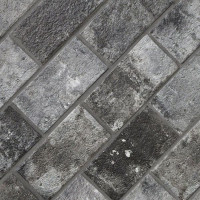 Rondine London Charcoal Brick J85940 13 x 25