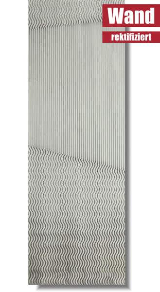 Index grau grün 30 x 90 WAKV5202 rektifiziert