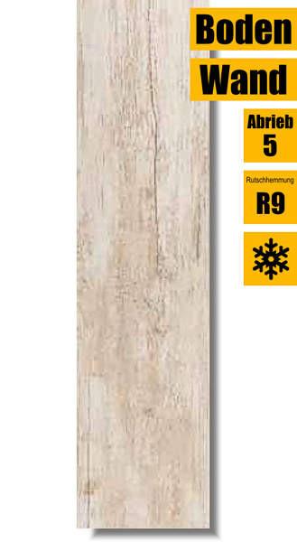 Holzoptik Fliese Osaka beige 18 x 62