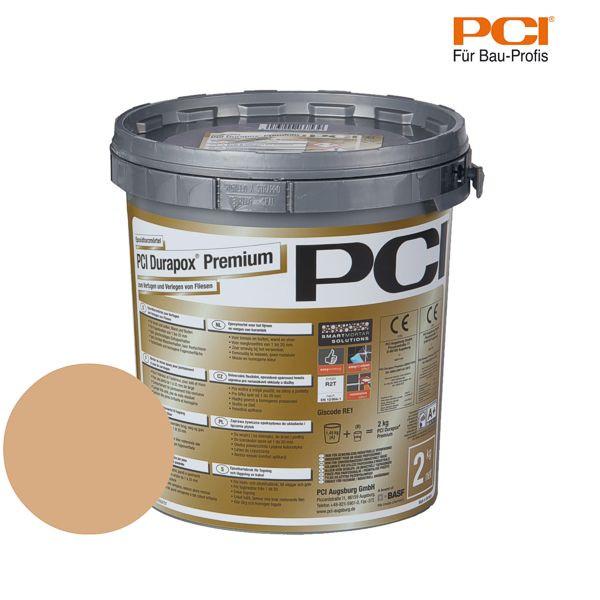 PCI Durapox Premium caramel Epoxidharzmörtel 2 kg